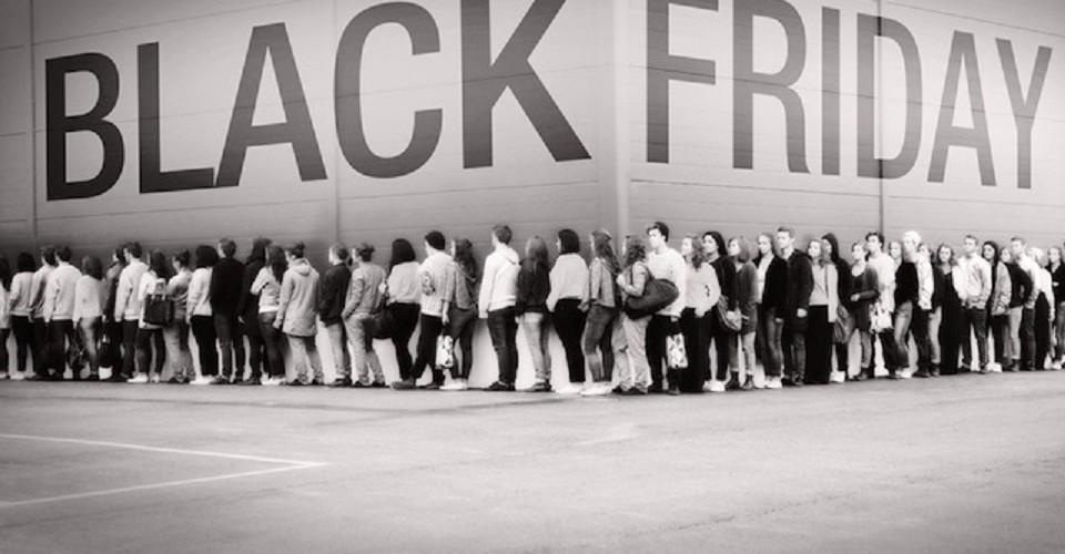 Black Friday - der Wahnsinn kann beginnen!