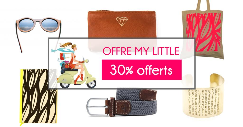offre my little - 30%