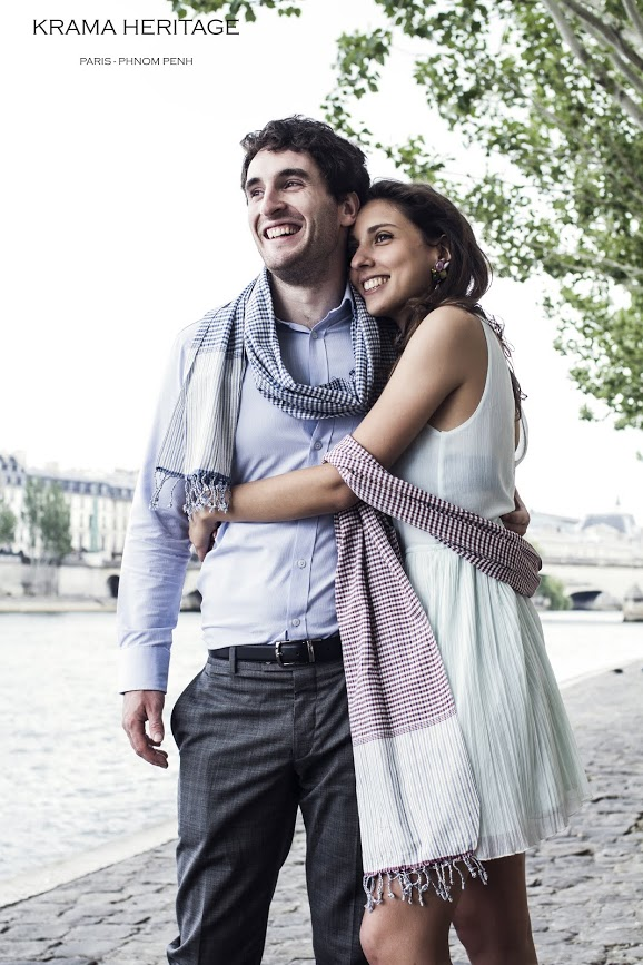 Krama Heritage Paris - Quais de Seine 5