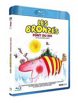 "DVD ""Les bronzés font du ski"", 22€40"