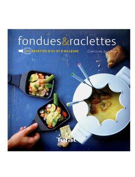 """Livre """"fondues et raclettes"""" Fnac, 10€"""