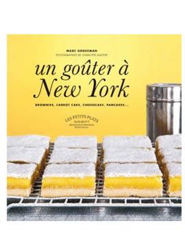"""Livre """"un goûter à New-York"""", 7€99"""