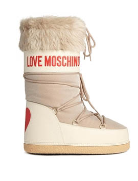 Moon Boot Moschino, -30%, 129€99 au lieu de 185€99