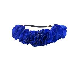 Couronne de fleur Toucan bleu, 80€