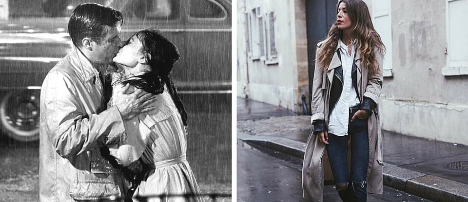 Le Trench-Coat en 5 dates