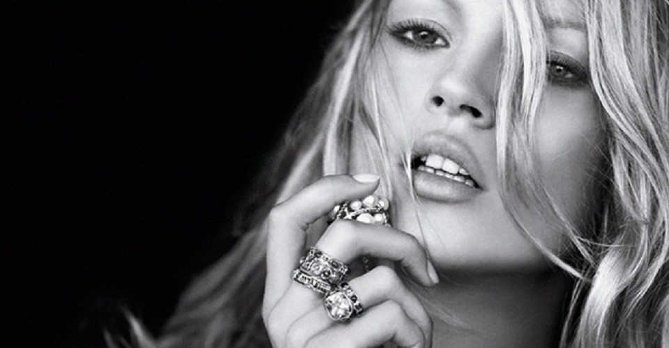 Kate Moss, toujours en Vogue !