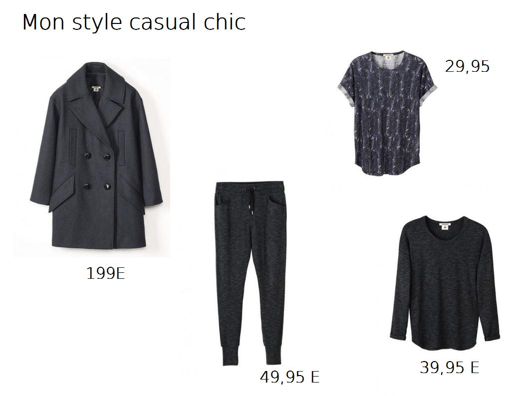 Mon style casual chic