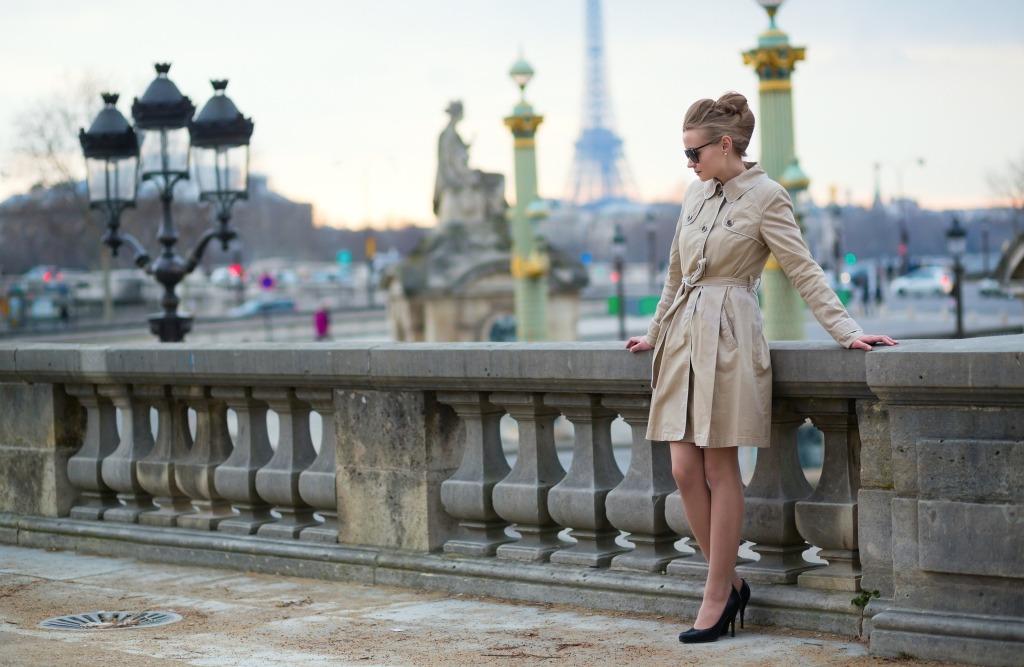 H&M bei der Pariser Fashion Week 2014