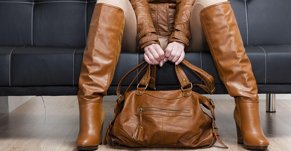 Ein Trend ist zurück: der Overknee-Stiefel