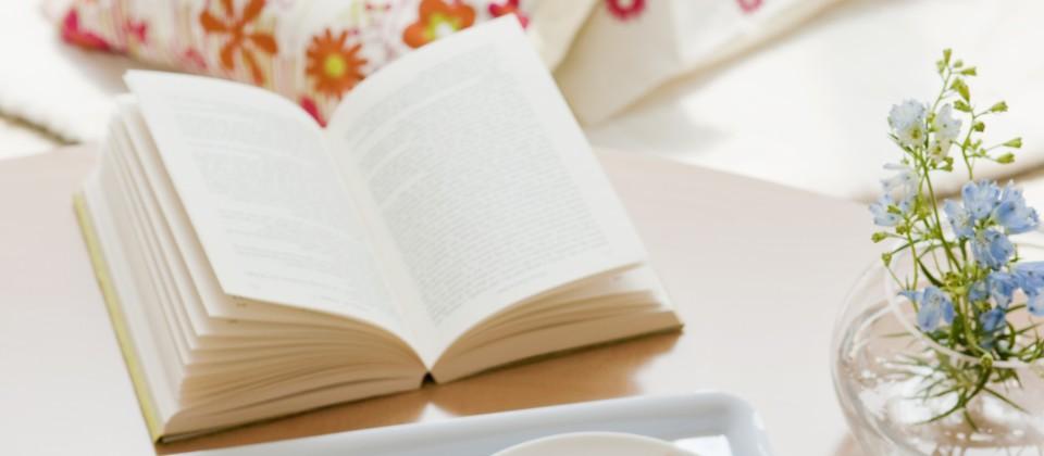Lesen im Frühling - Highlights der Leipziger Buchmesse