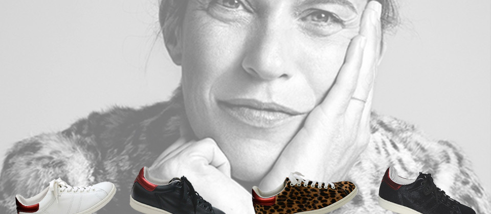 Isabel Marant revisite les Stan Smith