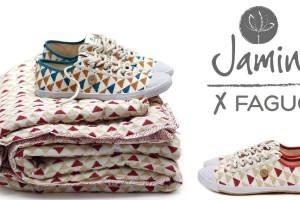 Jamini x Faguo = la collab' qui va vous faire sourire