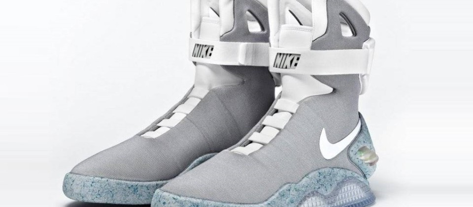 Sneakers Nike x Retour vers le Futur : c'est officiel