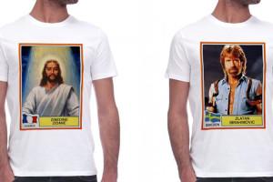 Passe à Dix : vos t-shirts humoristiques pour la Coupe du Monde !