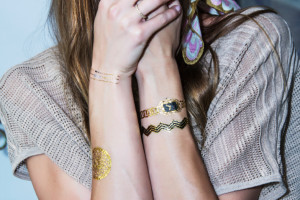 Skinart Jewelry : des tattoos bijoux !