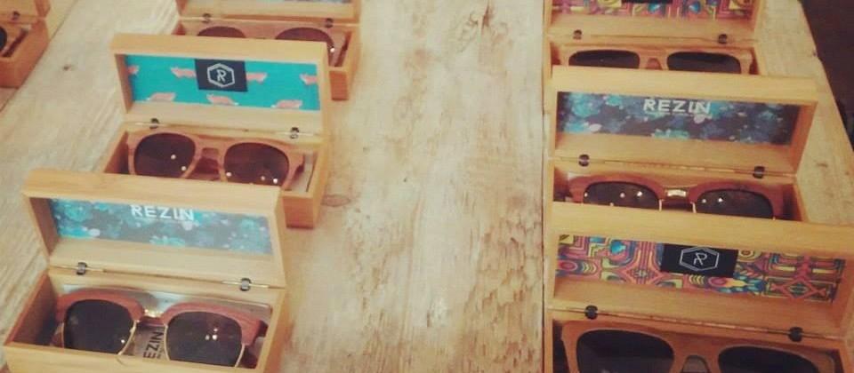 Rezin : vos lunettes de soleil en bois !