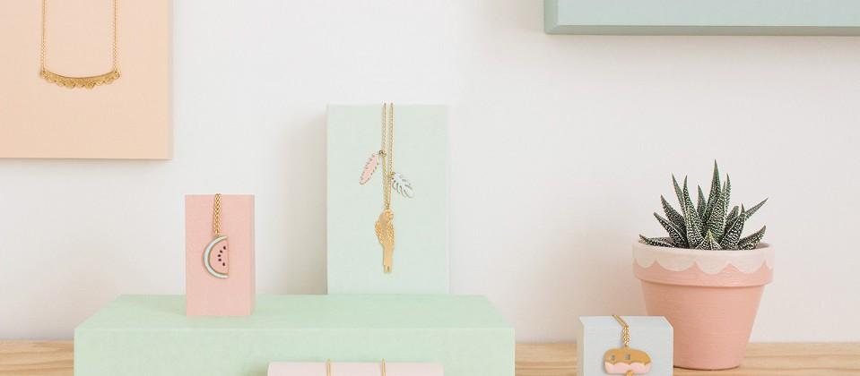 Des Petits Hauts x Titlee : Une collab' douce en couleurs