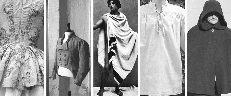 Ces vêtements anciens dont on ignorait l'existence…