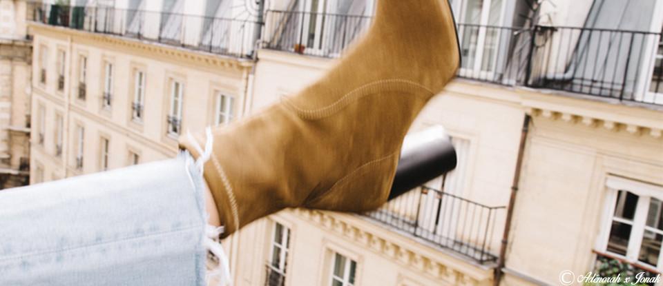 Le guide pour bien porter les ankle boots cette saison