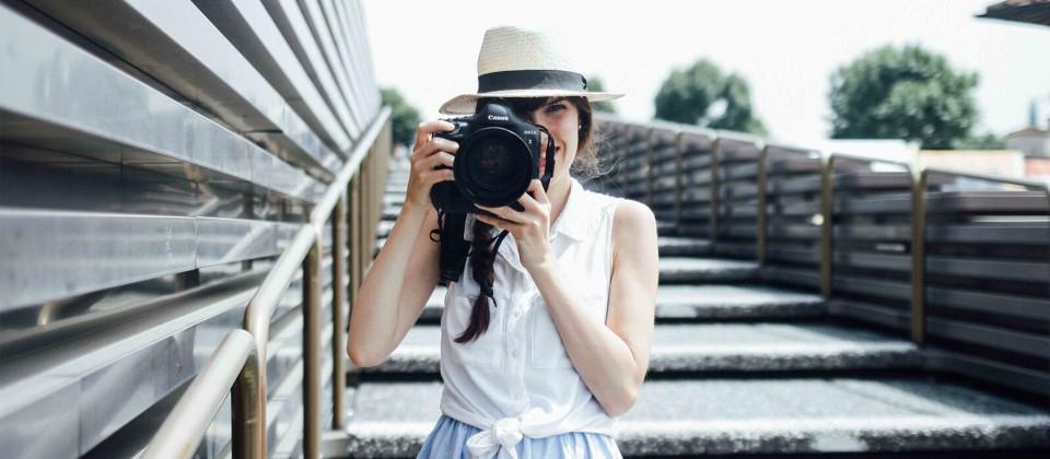 Marie-Paola, photographe Street Style