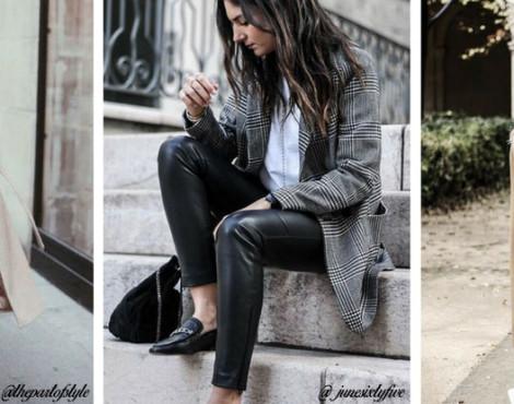 5 instagrameuses à suivre pour un look casual chic