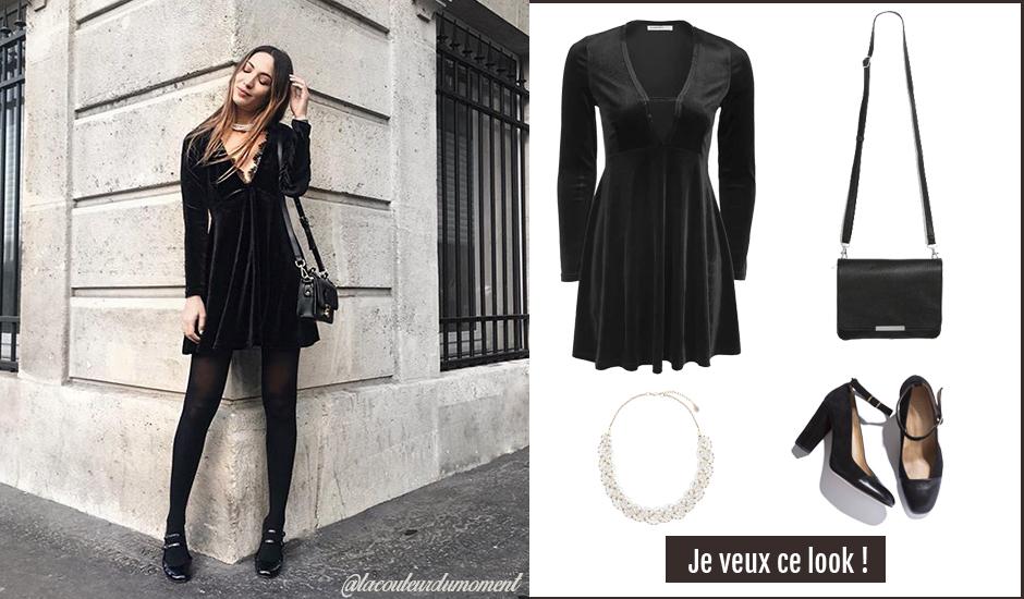 ed69493b2 La petite robe noire : bien la porter