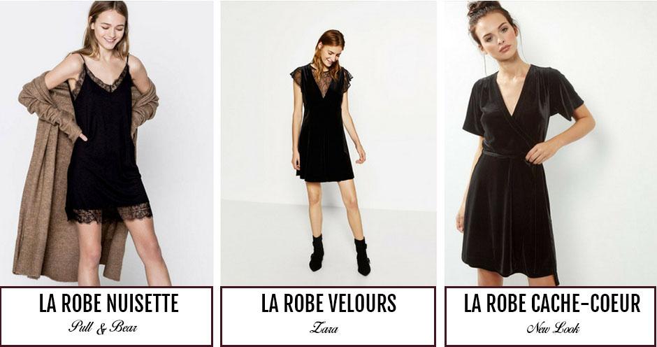 8b057eca675 La petite robe noire   bien la porter