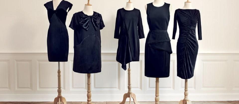 Fêtes : la petite robe noire s'invite chez Monoprix !