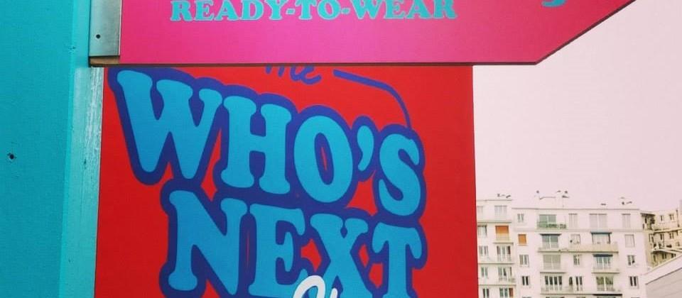 Who's Next : Cap sur les nouvelles tendances automne-hiver 2014/2015